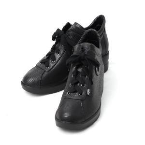 ルコライン アウトレット RUCO LINE agile アージレ 靴  LIZARD LIGHT リザード型押し ブラック agile-501|pendant