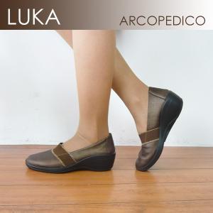 エリオさんの靴 アルコペディコ ARCOPEDICO ヒール スリッポン LUKA ルカ  サイズ交換・返品不可|pendant