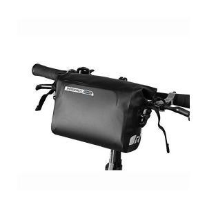 自転車フロントバッグ 自転車用バッグ 3L トップチューブバッグ ROSWHEEL ハンドルバーバッグ フレームバッグ 前カゴ 収納アクセサリー 大|penguin-design