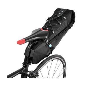 ROSWHEEL 自転車サドルバッグ 大容量 全防水 リアバッグ|penguin-design