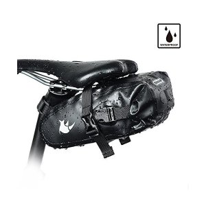Rhinowalk 自転車 防水 大容量 サドルバッグ サイドバッグ フレームバッグ サイクリングバッグ ストラップ式|penguin-design