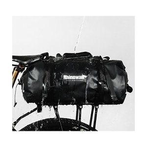 Rhinowalk 自転車 キャリアバッグ 荷台バッグ パニアバッグ リアバッグ サイドバッグ ボストンバッグ 旅行バッグ サイクリングバッグ 防水|penguin-design