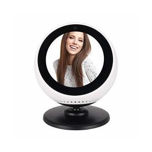 Taoric Echo Spot用 角度調節スタンド ベース 360°回転可能 ブラック Taori...