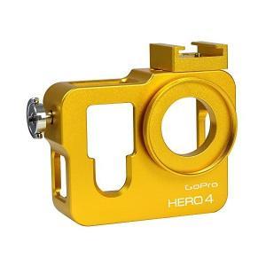 [MENGS] アルミ合金製 ハウジングメタル 保護ケース 37mmのUVフィルター,Gopro H...