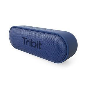 Tribit XSound Go Bluetooth スピーカー IPX7完全防水 12W ポータブ...