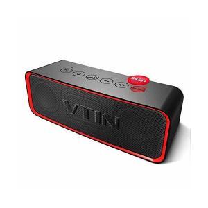 VTIN R2 (12W ワイヤレススピーカー Bluetooth4.2 スピーカー Bassアップ...