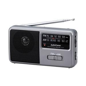 OHM AM/FM コンパクトポータブルラジ...の関連商品10