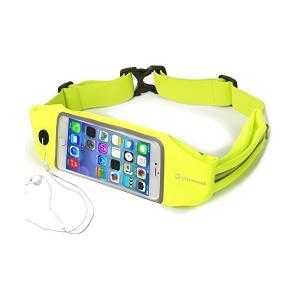 ランニング ポーチ ウエストポーチ スマホ iPhone ウォーキング ジョギング マラソン ペット...
