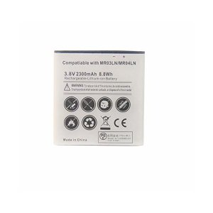 NEC Aterm MR03LN / MR04LN共通 予備バッテリー(電池パック) 2300mAh...