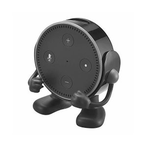 カーメイト Echo Dot(エコードット) 専用ホルダー 第2世代専用 NZ583 ブラック スマ...