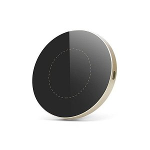 Ewin「進化版」Qi ワイヤレス充電器 急速充電 (第2世代 10W) ワイヤレスチャージャー 置...