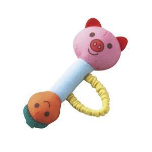 ノンキャラ良品 おもちゃを持たせてもすぐ落としちゃうから遊べる、しゃぶれる、音さない! ピープル
