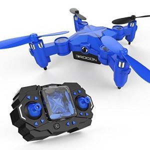 DROCON ドローン ミニドローン 折り畳み 高度維持機能 ラジコン ヘリコプター 室内 飛行機 ...
