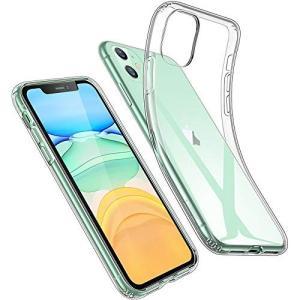 ESR iPhone 11 ケース クリア ソフトケース アイホン 11 カバー 薄型 透明TPU【...