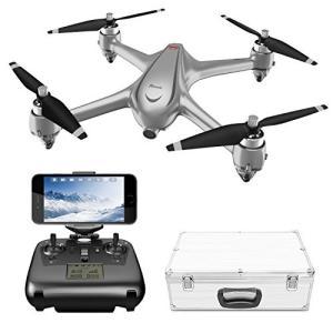 Potensic ドローン ブラシレスモーター GPS搭載 1080P 広角カメラ付き 5.0GHz...