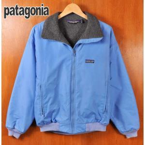 ヴィンテージ patagonia パタゴニア シェルドシンチラジャケット レディースL相当|penguintripper2