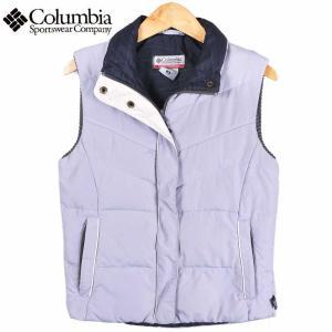 【SALE】Columbia コロンビア / CONVERT コンバート アウトドア ダウンベスト / ライトグレー / レディースS|penguintripper2