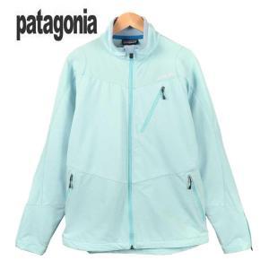 【SALE】2009年製(F9) patagonia パタゴニア Integral Jacket インテグラルジャケット アウトドアジャケット ベビーブルー レディースXL相当 penguintripper2