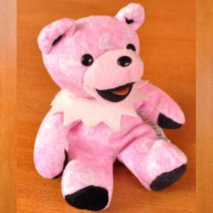 LIQUID BLUE Grateful Dead Bean Bear グレイトフルデッド ビーンベア デッドベア BABY PINK ベイビーピンク|penguintripper2