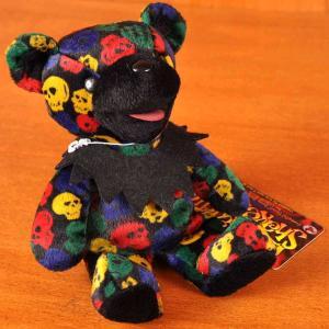 LIQUID BLUE Grateful Dead Bean Bear グレイトフルデッド ビーンベア デッドベア サイケデリックシェイクダウン|penguintripper2