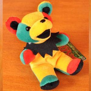 ヴィンテージ LIQUID BLUE Grateful Dead Bean Bear グレイトフルデッド ビーンベア デッドベア IRIE アイリー|penguintripper2