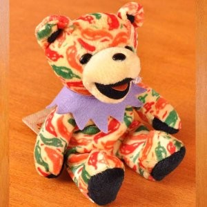 LIQUID BLUE リキッドブルー Grateful Dead Bean Bear グレイトフルデッド ビーンベア デッドベア MEXICALI メヒカリ|penguintripper2