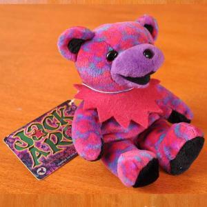 ヴィンテージ LIQUID BLUE Grateful Dead Bean Bear グレイトフルデッド ビーンベア デッドベア JACK A ROE ジャックアロウ penguintripper2
