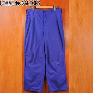 ヴィンテージ COMME des GARCONS HOMME コム・デ・ギャルソン オム 極太 ワイドパンツ XL相当 W35相当|penguintripper2