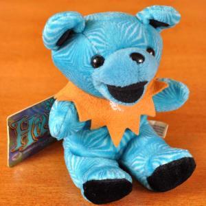 ヴィンテージ LIQUID BLUE Grateful Dead Bean Bear グレイトフルデッド ビーンベア デッドベア HAIGHT ハイト|penguintripper