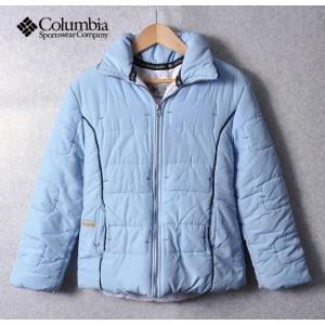 【SALE】Columbia コロンビア / 中綿 アウトドアジャケット / ベビーブルー / レディースS相当|penguintripper
