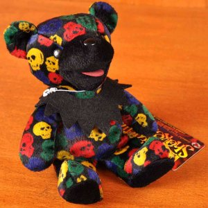 LIQUID BLUE Grateful Dead Bean Bear グレイトフルデッド ビーンベア デッドベア サイケデリックシェイクダウン|penguintripper