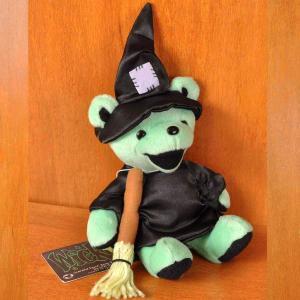 LIQUID BLUE Grateful Dead Bean Bear グレイトフルデッド ビーンベア デッドベア WICKED ウィックド|penguintripper