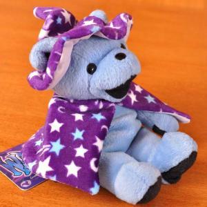 LIQUID BLUE リキッドブルー Grateful Dead Bean Bear グレイトフルデッド ビーンベア デッドベア WARLOCK ワーロック|penguintripper