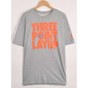 ビッグTシャツ NIKE ナイキ DRI-FIT KD ケビン・デュラント 半袖Tシャツ 霜降りグレー メンズXL(21261|penguintripper