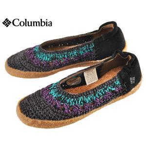 新品 Columbia コロンビア ウィメンズ ヤムヒル バレー コットン パンプススニーカー ブラック|penguintripper