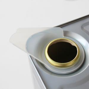 塗料が注ぎやすくなります。 注ぎ口が50mmサイズ用 注)取り付けの出来ない形状の物もあります。