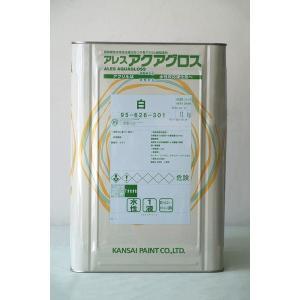 アレスアクアグロス (白) 15Kg/缶