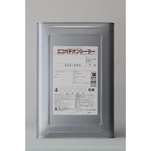 「ベロ付」エコカチオンシーラー (透明) 15Kg/缶