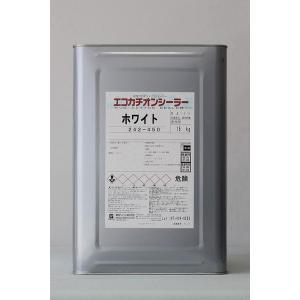 「ベロ付」エコカチオンシーラー (ホワイト) 15Kg/缶