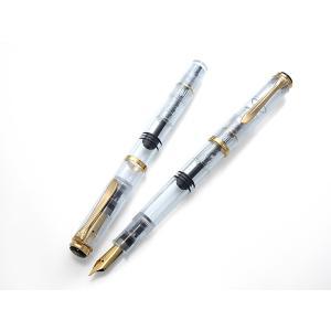 【PELIKAN/ ペリカン】2012年限定品 M200 デモンストレーター 万年筆 【EF / F / B 】【万年筆 ブランド】|penmeister