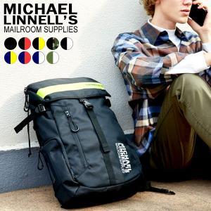 メンズ レディース リュックサック バックパック MICHAEL LINNELL マイケルリンネル ML-008|pennepenne