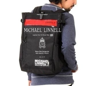 メンズ レディース リュックサック バックパック MICHAEL LINNELL マイケルリンネル ML-019|pennepenne
