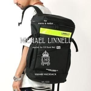 メンズ レディース リュックサック バックパック MICHAEL LINNELL マイケルリンネル ML-020|pennepenne