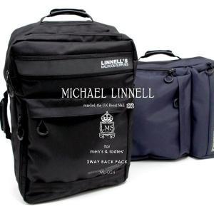 メンズ レディース 2WAY リュックサック バックパック MICHAEL LINNELL マイケルリンネル ML-024 34L|pennepenne