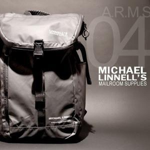 メンズ レディース 31L リュック バックパック 撥水 耐熱 軽量 PCリュック MICHAEL LINNELL/マイケルリンネル A.R.M.S MLAC-04|pennepenne