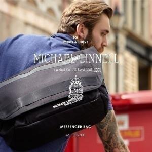メンズ レディース メッセンジャーバッグ メッセンジャー リフレクター MICHAEL LINNELL マイケルリンネル MLCD-200|pennepenne