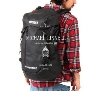 メンズ レディース リュックサック バックパック MICHAEL LINNELL マイケルリンネル ライトウェイトシリーズ MLMP-01|pennepenne