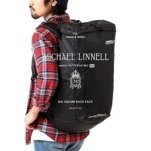 メンズ レディース リュックサック バックパック MICHAEL LINNELL マイケルリンネル ライトウェイトシリーズ MLMP-02|pennepenne
