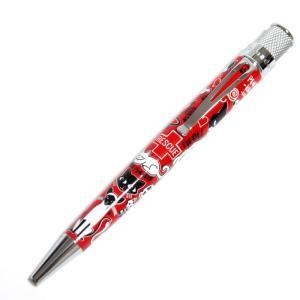 レトロ51 ボールペン トルネードデラックス キャットレスキュー|penpapi