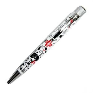レトロ51 ボールペン トルネードデラックス ドッグレスキュー|penpapi